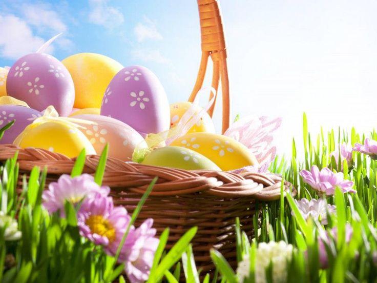 // Gekleurde eieren