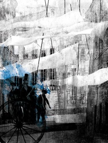 """Gabriel Pacheco ilustra """"Los Miserables"""" de Victor Hugo.  Pencil Ilustradores"""