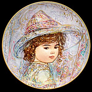 Few have captured a child's sweetness and innocence as well as Edna Hibel
