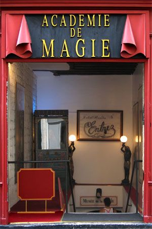 Musée de la Magie et Musée des automates : Welcome to one of the coolest and oddest attractions in all of Paris