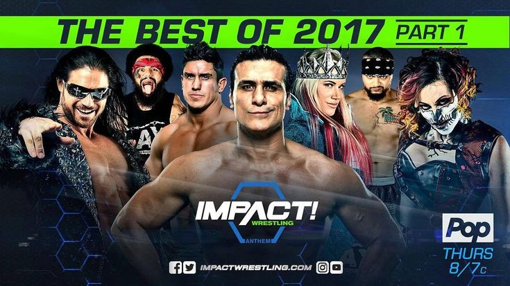 The cover of @impactwrestling features @prideofmexico @wearerosemary @santanalax @ortizlax @johnhennigan @therealec3 @thetayavalkyrie - - - - #wwe #sdlive #wwenxt #raw #205live #wweshop #wearenxt #youtube #smackdown #wwf #ufc #prowrestling #ufcfightnight #ufcfightpass #wcw #impactwrestling #mondaynightraw #impact #impactonpop #bestof2017 #anthemsports #poptv