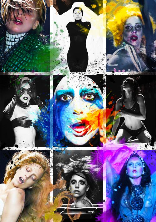 Designer Mathieu Mirano designed several bras for Lady Gaga's Applause video.  Loved the edgy use of unconventional materials that Mirano used, such as the bras constructed from burnt duct tape.