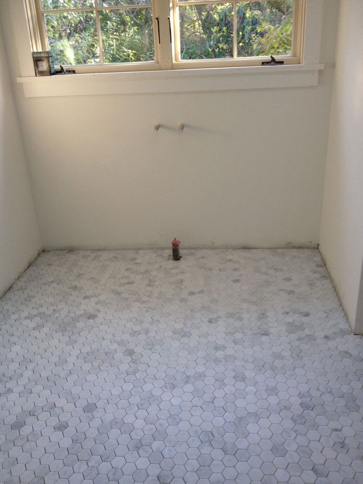 1000 Ideas About Hex Tile On Pinterest Tiling Bathroom