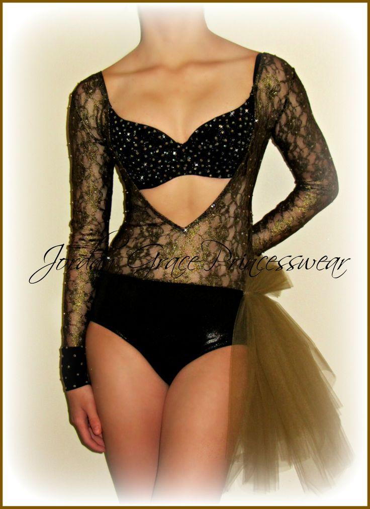Jordan Grace Princesswear custom dance costume.