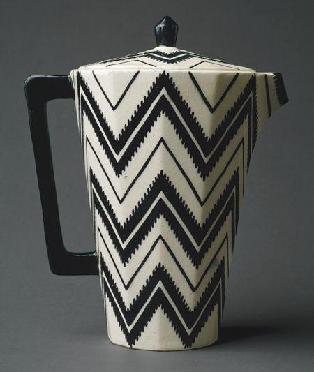 Art Deco Coffee Pot | Pavel Janák | 1912