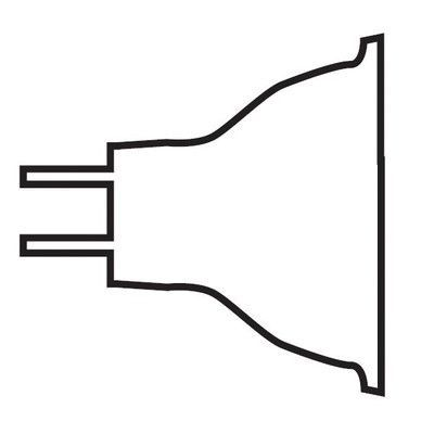 Tech Lighting 12-Volt Halogen Light Bulb Wattage / Degree: 71W / 40