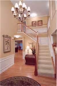 Two Story Foyer in Pittsburgh Princeton