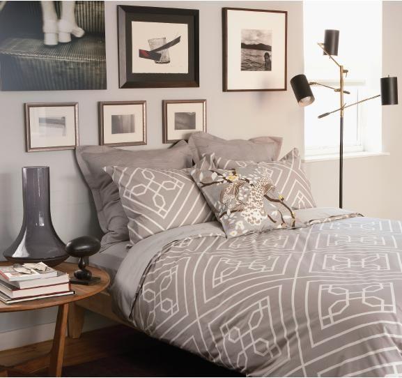 DuvetDecor, Photos, Bedding, Duvet Sets, Duvet Covers, Master Bedrooms, Trellis Beds, Dwell Studios, Design