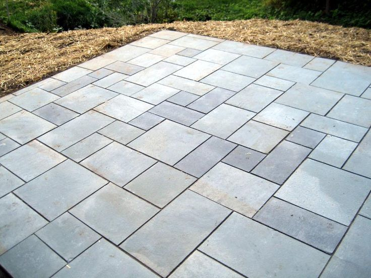 Find This Pin And More On * B As In Actress By Rsferris. Amazing Bluestone  Patio ...