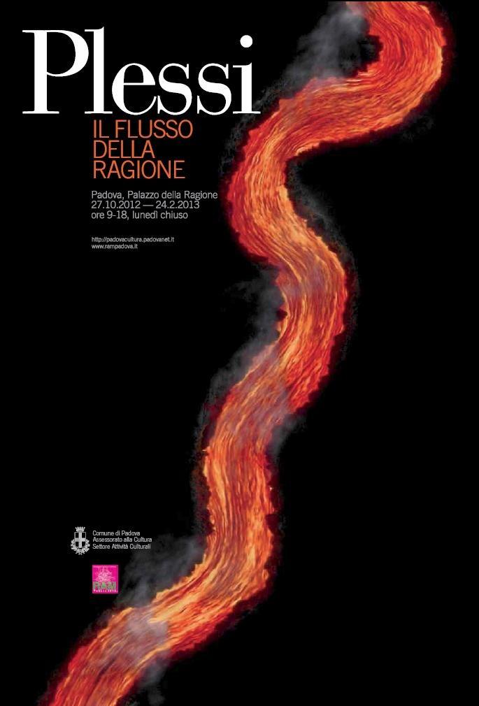 """Fabrizio #Plessi """"Il Flusso della Ragione"""" a #Padova - Dal 27 ottobre al 24 febbraio 2013. Info: http://pdeventi.blogspot.com/2012/07/fabrizio-plessi-il-flusso-della-ragione.html"""