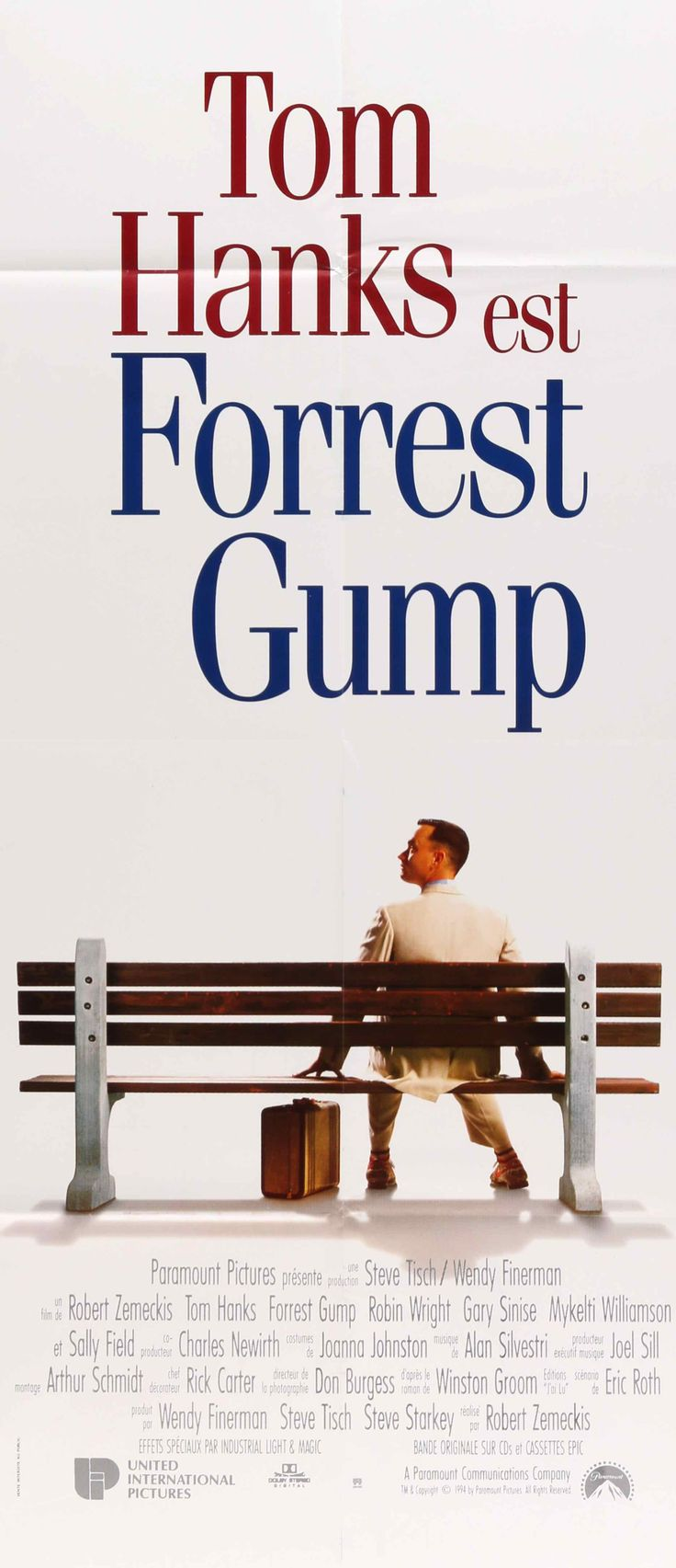 "book report forrest gump In the case of forrest gump however these alterations were quite extreme, for the  nice, kind idiot of the  rather than relying on the fame of the book to guarantee  the film a sizeable audience, director  ""forrest gump (1994): a film review."