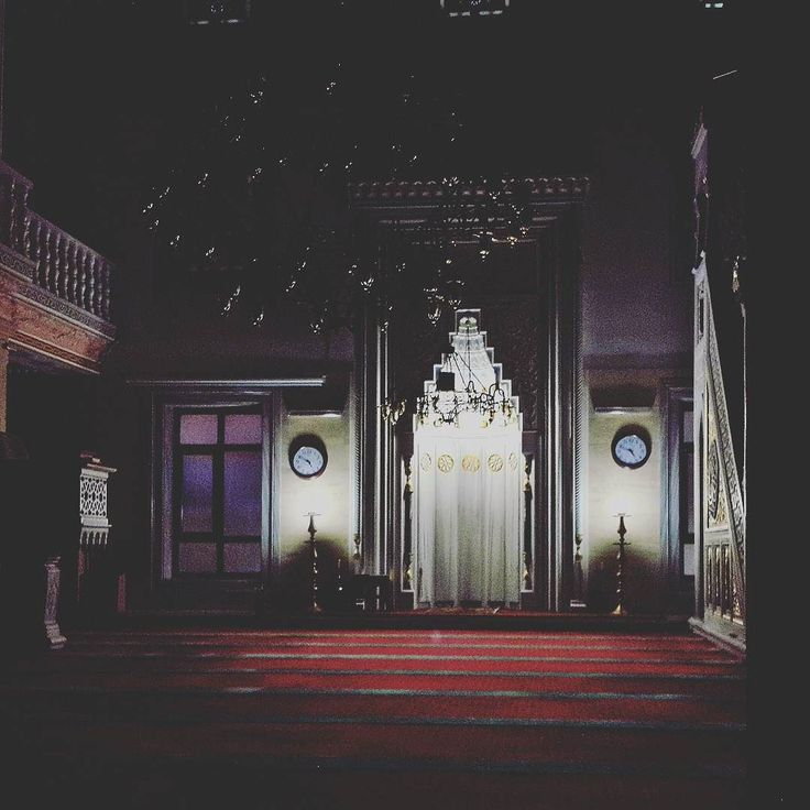 only me and #Allah in the #mosque #istanbul #Turkey