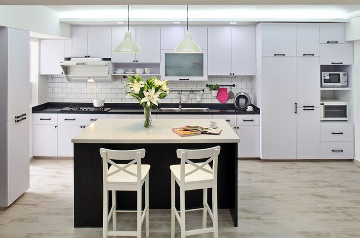 Kitchen Island Idea For Hdb Kitchen Pinterest