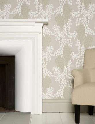 Wisteria Wallpaper From Farrow And Ball