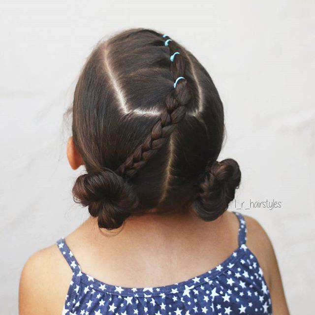 African American Hair Salons In Cordova Tn: Best 25+ Little Girl Braid Hairstyles Ideas On Pinterest