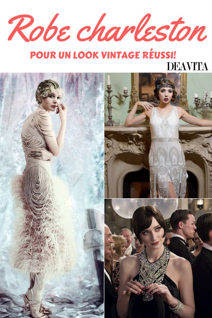 The 25 Best Robes Gatsby Le Magnifique Ideas On Pinterest 1920s Fashion Dresses 20s Fashion