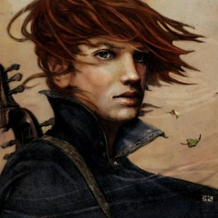 """Kvothe – Eddie Redmayne 