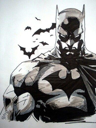 Batman by Jay (se7enUPyours on DeviantART)                              …