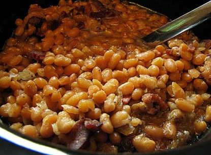 Crock Pot Baked Beans | Southern Cooking & Other Delights | Pinterest