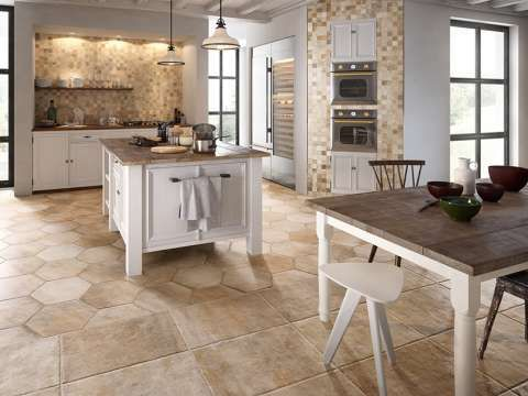 Traditional Flagstone Tiles- The Native Collection