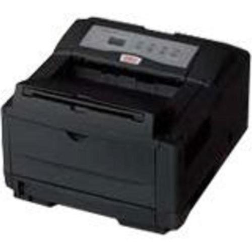 SI Oki B4600 LED Printer - Monochrome - 600 x 2400 dpi Print - Plain Paper Print - Desktop - 27 ppm Mono Print - A4, A5, A6, Letter, Legal, Executive, B5, C5 Envelope, DL Envelope, Com 9 Envelope,