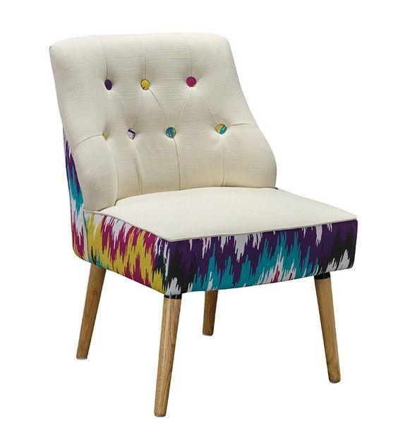 1000 id es sur le th me chaises d 39 appoint sur pinterest chaises terras - Fauteuil d appoint pas cher ...