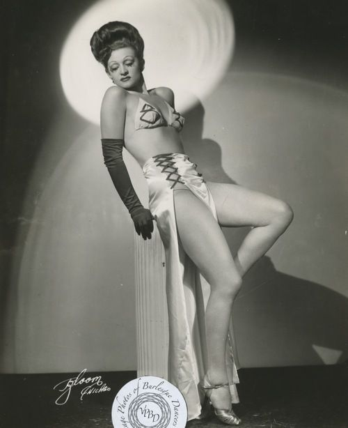 Vintage stripper film follies bergere - 3 6