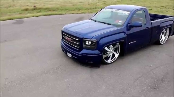 2014 GMC Sierra Twin Turbo No Music only Burnout @RGVTP.net