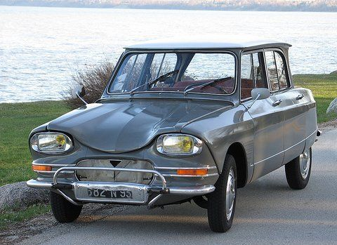 Citroen Ami 6 Berline 1965. Maintenance/restoration of old/vintage vehicles: the material for new cogs/casters/gears/pads could be cast polyamide which I (Cast polyamide) can produce. My contact: tatjana.alic@windowslive.com