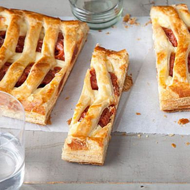 Guava and Cream Cheese Pastry | Epicurious.com