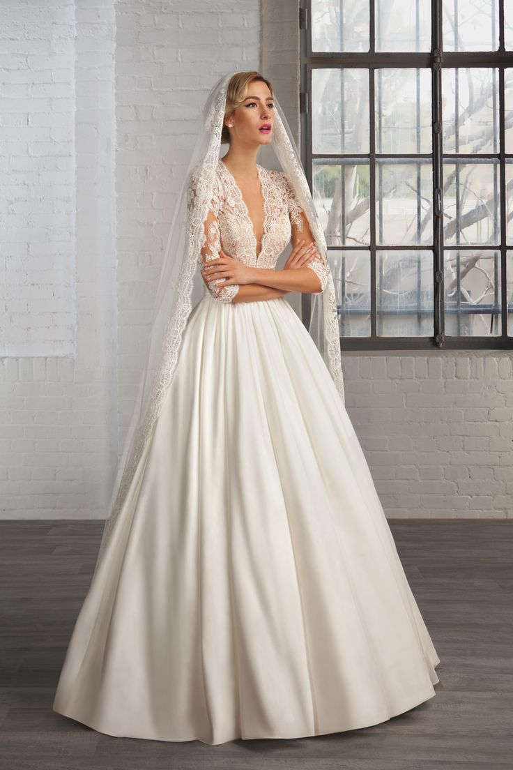524 best images about wedding dresses on pinterest th elegant new wedding dress collection from cosmobella features stunning illusuion lace details and romantic tulle ombrellifo Gallery