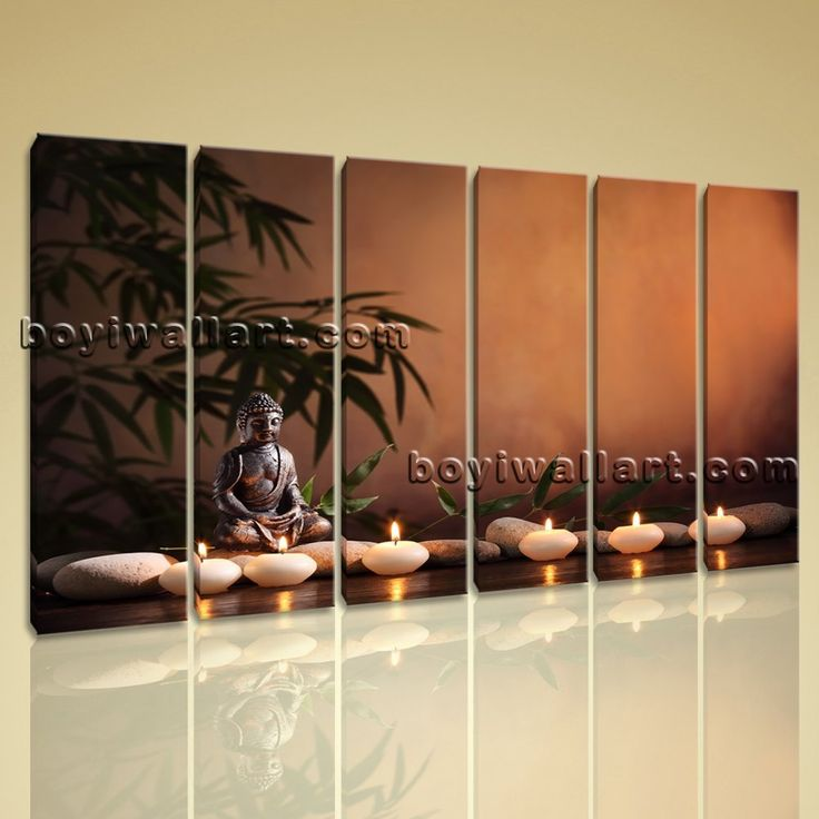 1000 ideas about buddha wall art on pinterest chanel for Feng shui dining room art