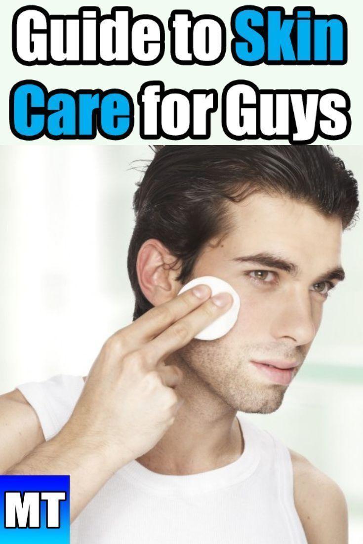 8 Schritte zum Reinigen der Haut für Männer in 8  Men skin