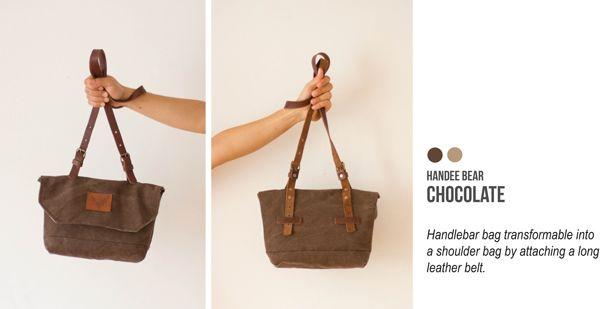 Summer 2013 - HANDEE BEAR CHOCOLATE - Blind Chic