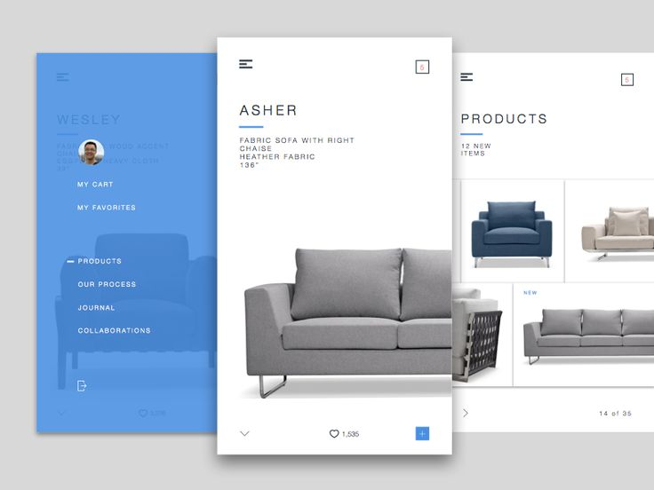 Dribbble - ID eCommerce by Feng Xie