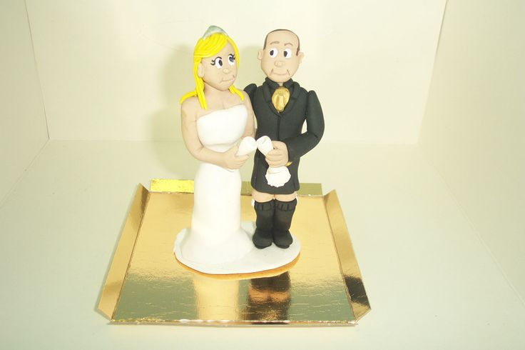 19 best My wedding cake toppers images on Pinterest | Cake wedding ...