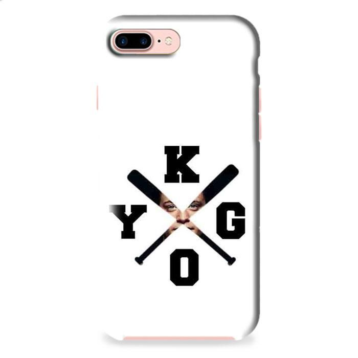 Kygo Logo Photo Masking iPhone 7 3D Case Dewantary
