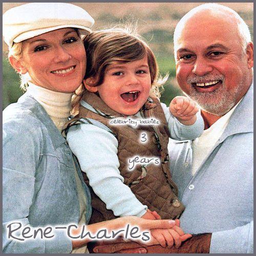 Celine Dion & Rene Charles & Rene Angéli