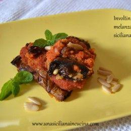 Antipasti Siciliani-Una siciliana in cucina