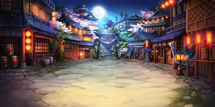 The island of the moon - Mobile Game Concept Art 4 by mio2014 on DeviantArt