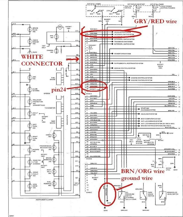 Bmw E39 Engine Diagram Wiring Diagrams Instruction Fair With Bmw E39 Wiring Diagram