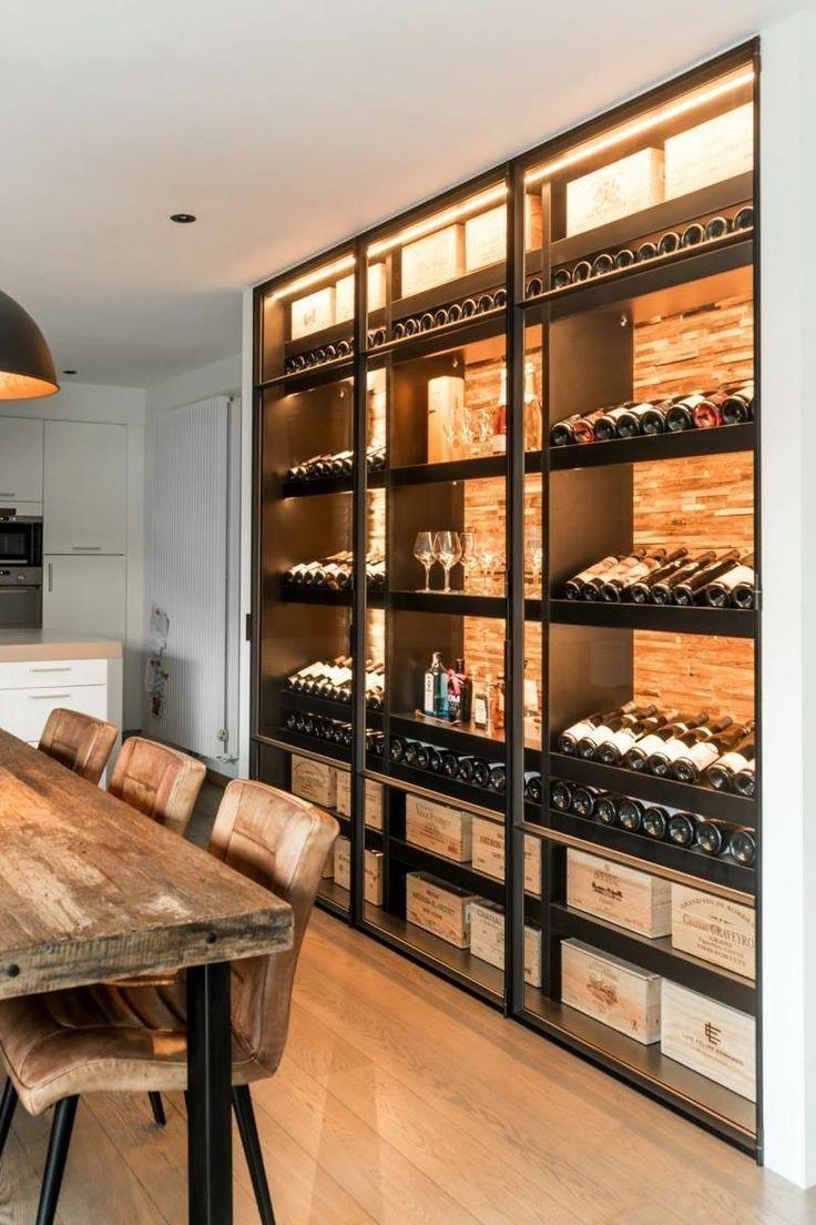 How To Build Your Basement En 2020 Bodegas De Vino Armarios De