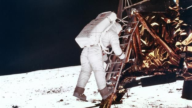 7/20/1969  Armstrong walks on moon http://www.history.com/this-day-in-history/armstrong-walks-on-moon?et_cid=77874313&et_rid=1213276648&linkid=http%3a%2f%2fwww.history.com%2fthis-day-in-history%2farmstrong-walks-on-moon