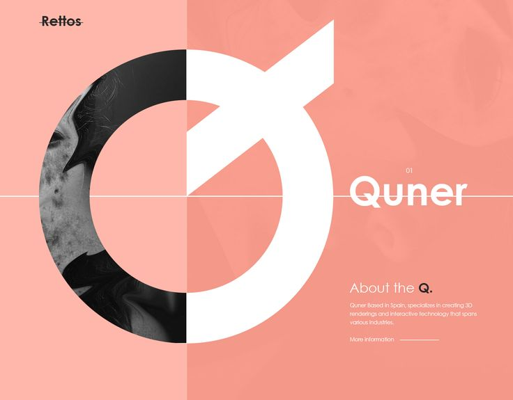 """Check out this @Behance project: """"Rettos - digital creative agency"""" https://www.behance.net/gallery/43939755/Rettos-digital-creative-agency"""