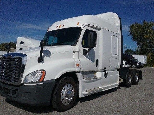2014 Freightliner Cascadia No Reserve Semi Truck Kenworth