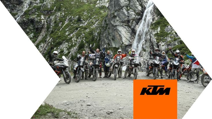 Its what your #KTM #Adventure bike is for :) #ReadyToRace smcbikes.com 01142525454
