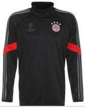 Bayern Munich 2014-2015 Season Black Champion. League Sweatshirt [A24]
