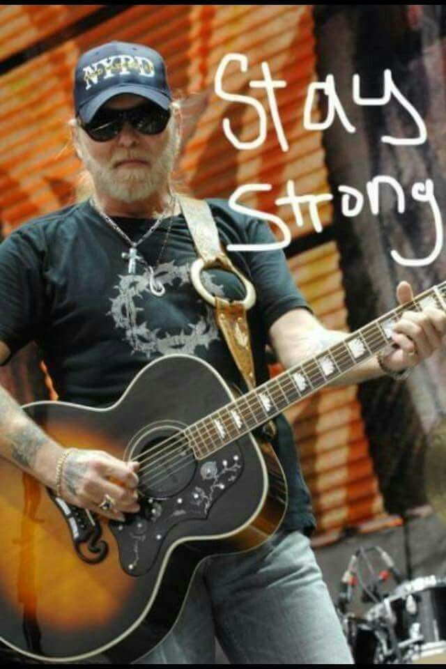Pin By Helen Sollin On Greg Allman Guitar Lessons For Kids Allman Brothers Greggs