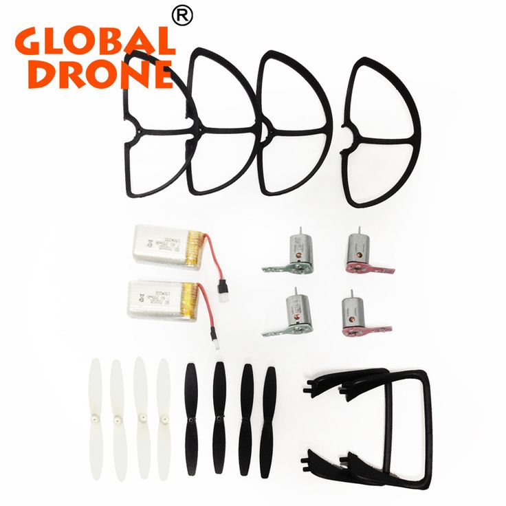 Free Shipping Global Drone GW007-1 UFO drones 4CH 6-Axis RC Drone Spare Parts Full Set Replacements Accessories VS V252 H107 //Price: $US $52.50 & FREE Shipping //     #clknetwork