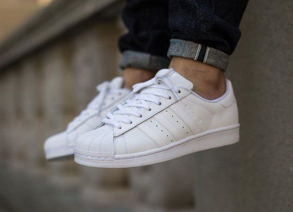 Superstar Adidas Blanc